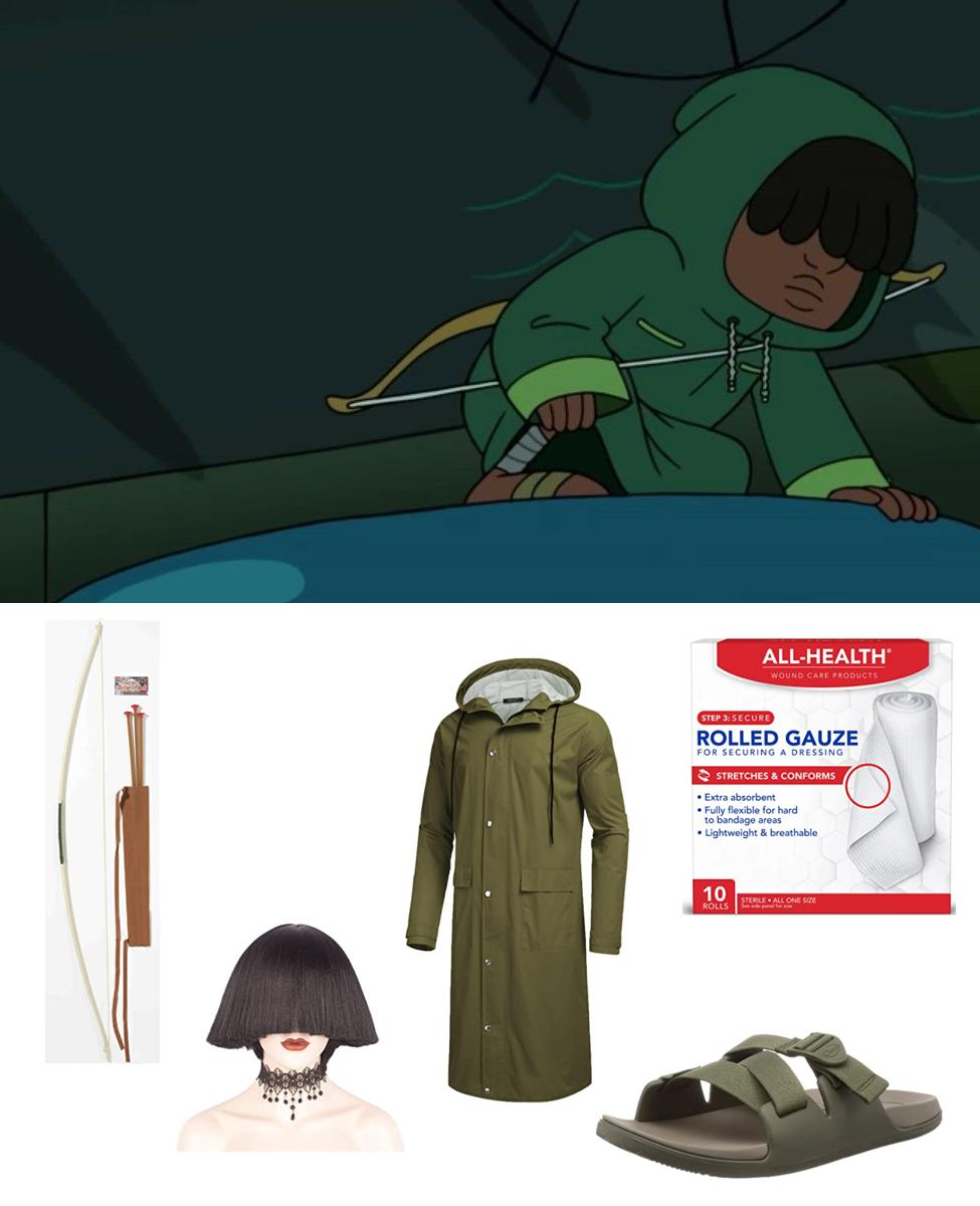 Omar from Craig of the Creek Cosplay Guide