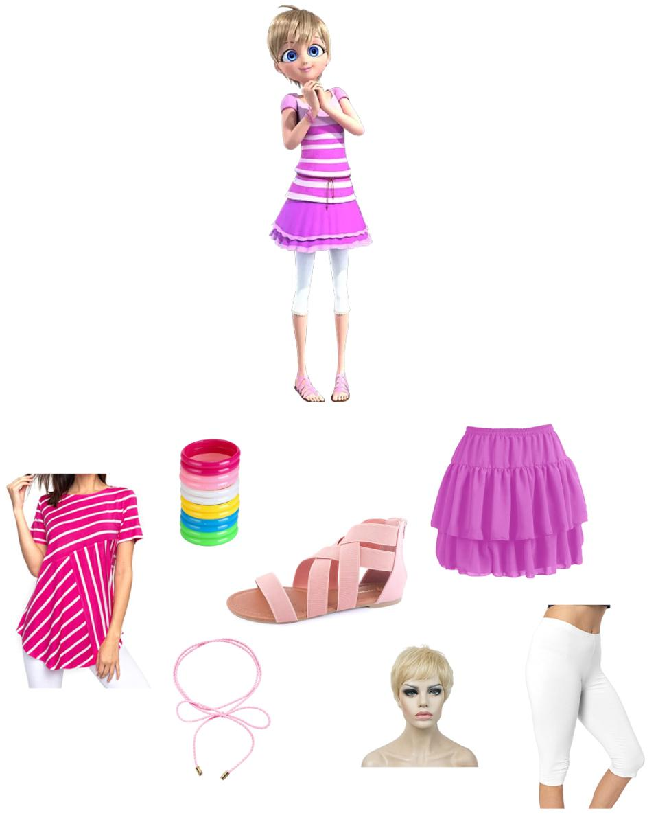 Rose Lavillant from Miraculous Ladybug Cosplay Guide
