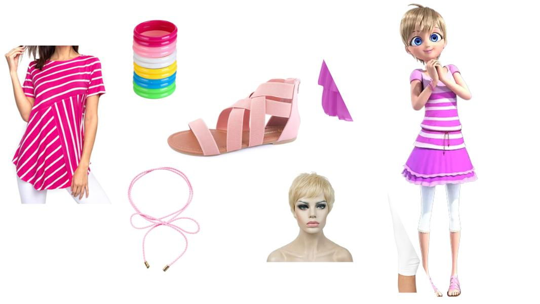 Rose Lavillant from Miraculous Ladybug Cosplay Tutorial