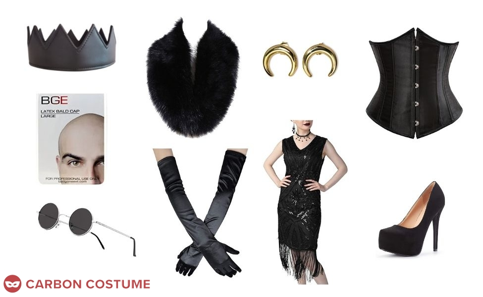 Sasha Velour Costume