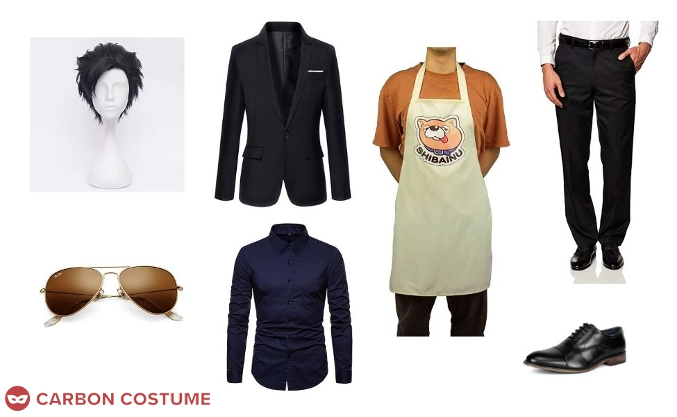 Tatsu from The Way of the Househusband Costume