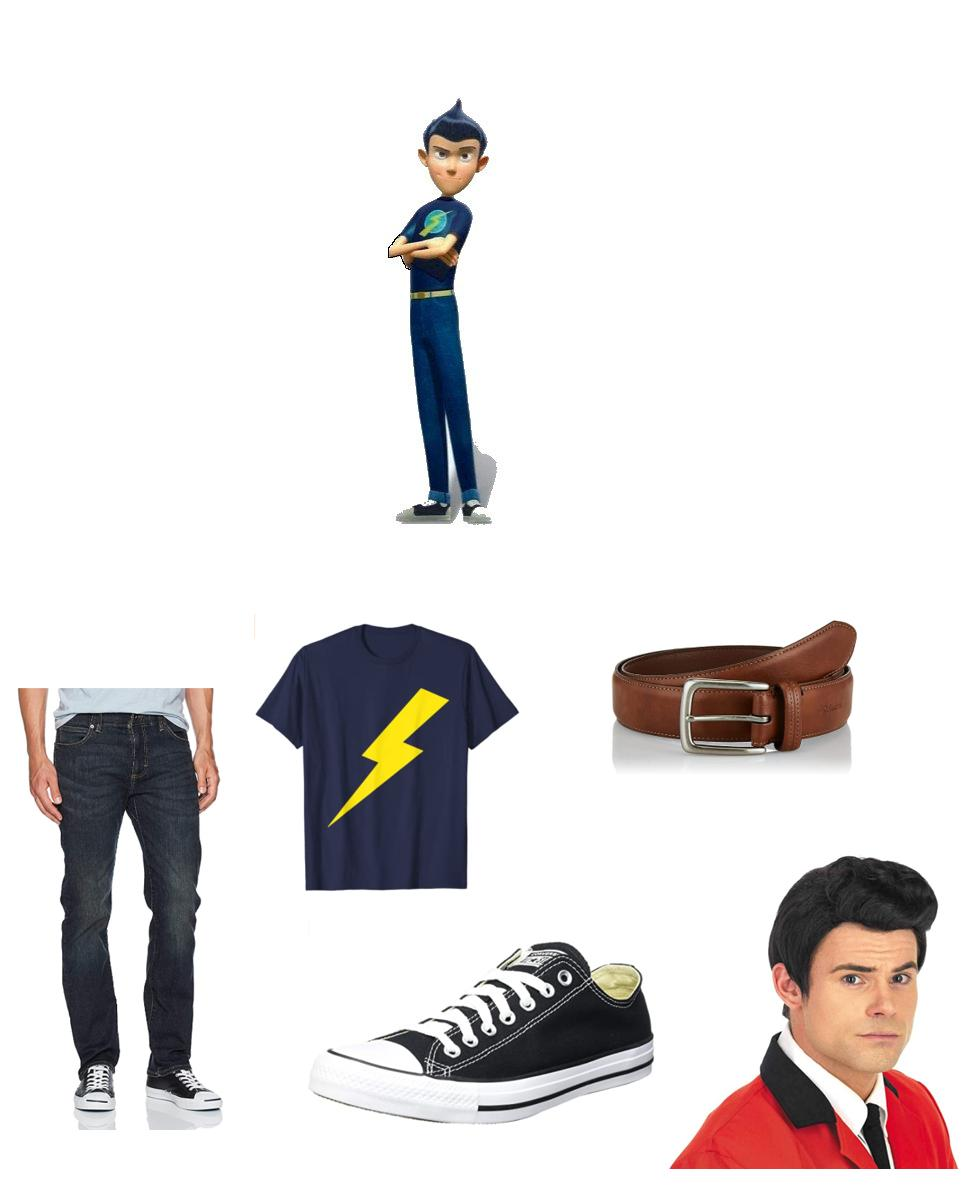 Wilbur Robinson from Meet the Robinsons Cosplay Guide