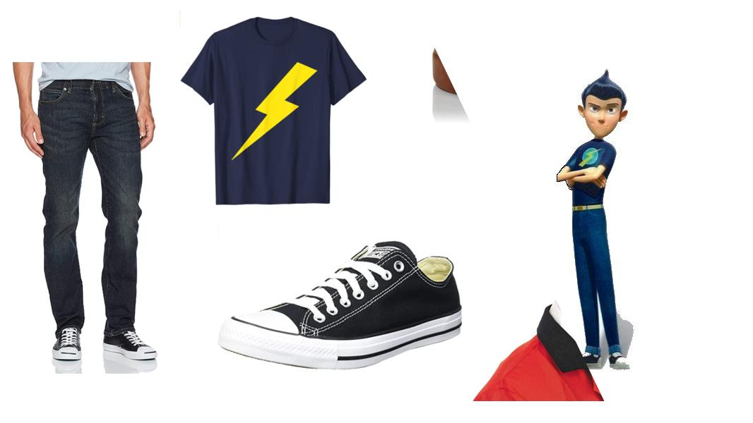 Wilbur Robinson from Meet the Robinsons Cosplay Tutorial