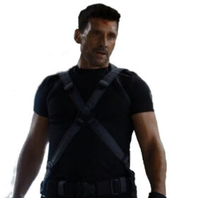 Brock Rumlow from Captain America The Winter Soldier