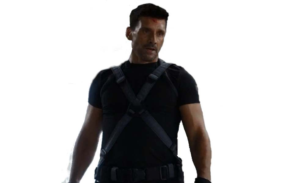 Brock Rumlow from Captain America: The Winter Soldier