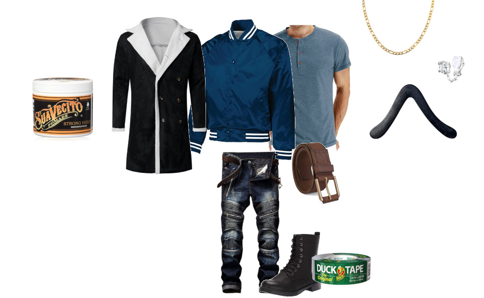 Captain Boomerang from The Suicide Squad Costume