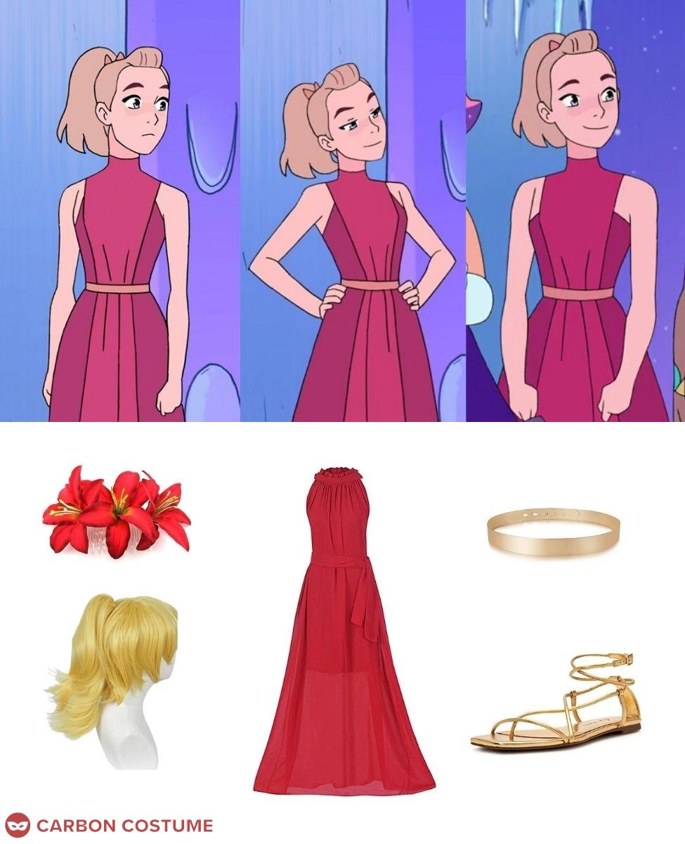 Adora at Princess Prom Cosplay Guide