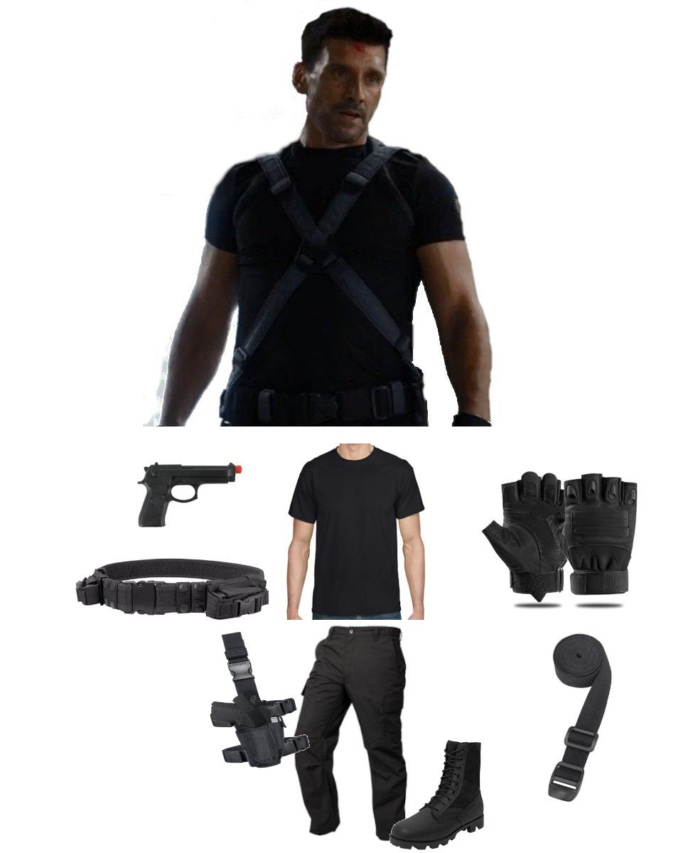 Brock Rumlow from Captain America: The Winter Soldier Cosplay Guide