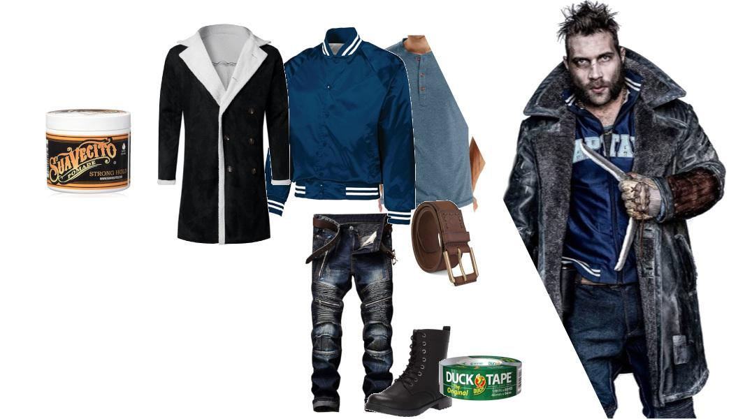 Captain Boomerang from The Suicide Squad Cosplay Tutorial