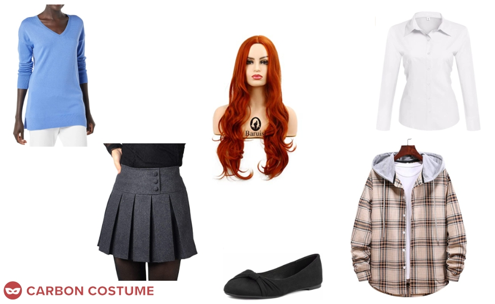 """Sherri """"Cherry"""" Valance from The Outsiders Costume"""