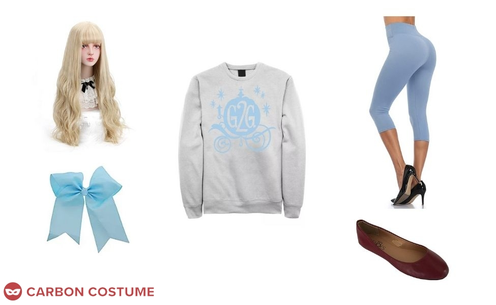 Cinderella from Wreck-It Ralph 2 Costume