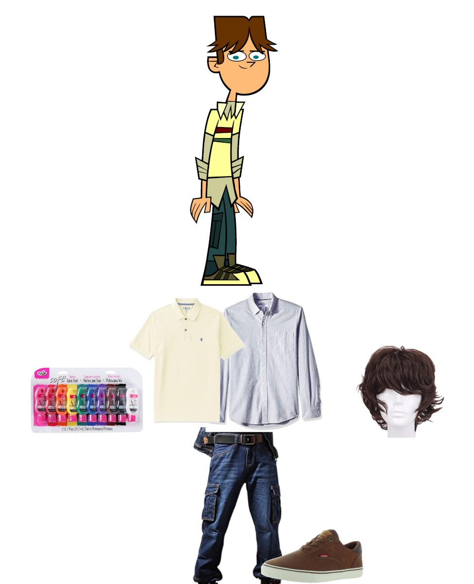 Cody from Total Drama Island Cosplay Guide