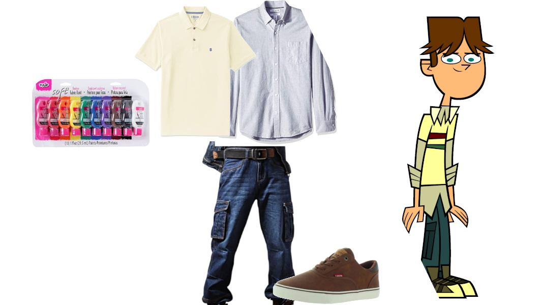 Cody from Total Drama Island Cosplay Tutorial