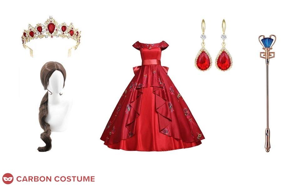 Princess Elena of Avalor Costume