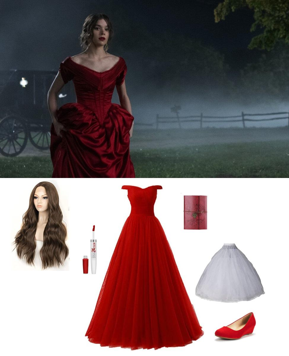 Emily Dickinson from Dickinson Cosplay Guide
