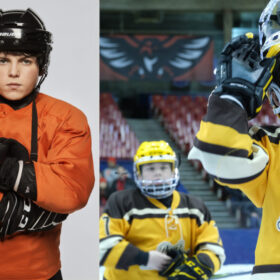 evan morrow from mighty ducks game changers
