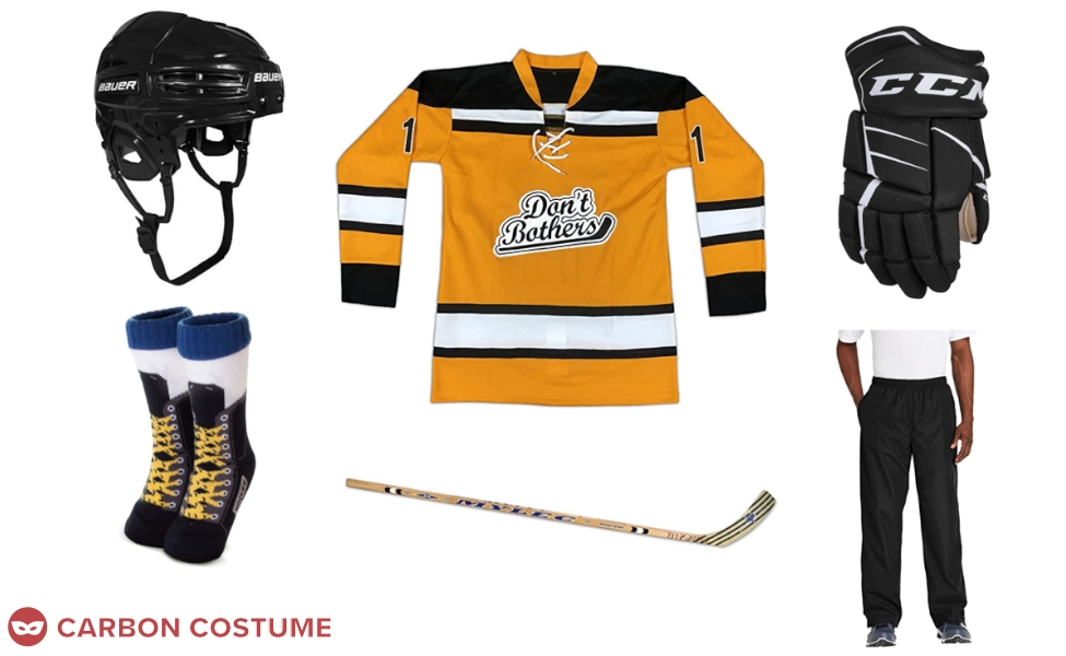 Evan Morrow from The Mighty Ducks: Game Changers Costume