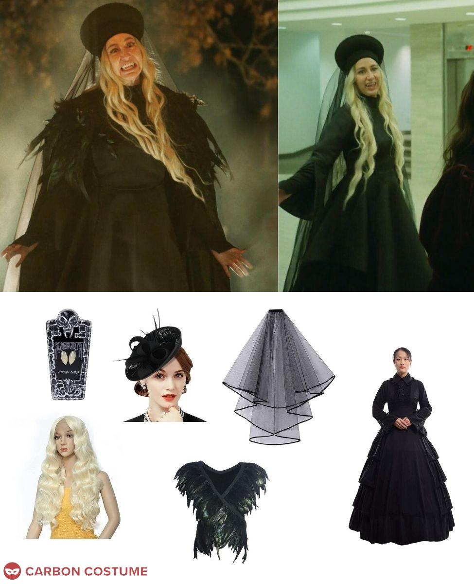 Floating Woman from What We Do In The Shadows Cosplay Guide