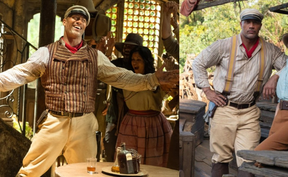Frank Wolff from Jungle Cruise
