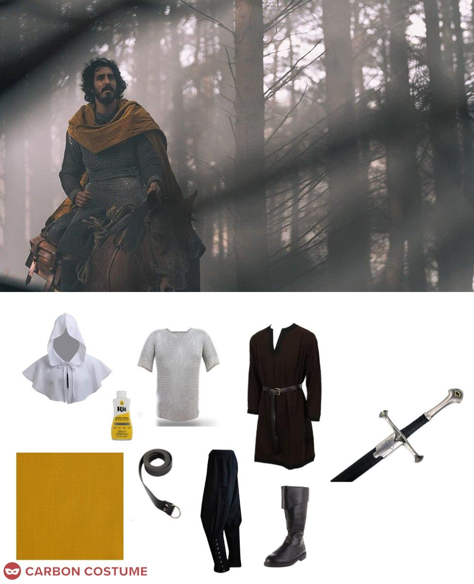 Gawain from The Green Knight Cosplay Guide