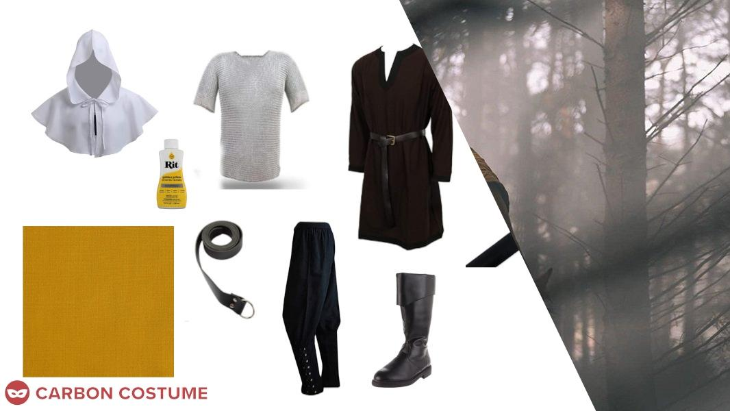 Gawain from The Green Knight Cosplay Tutorial