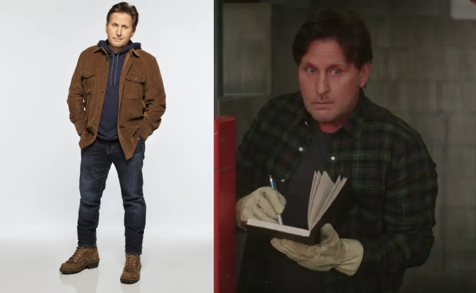 Gordon Bombay from The Mighty Ducks: Game Changers