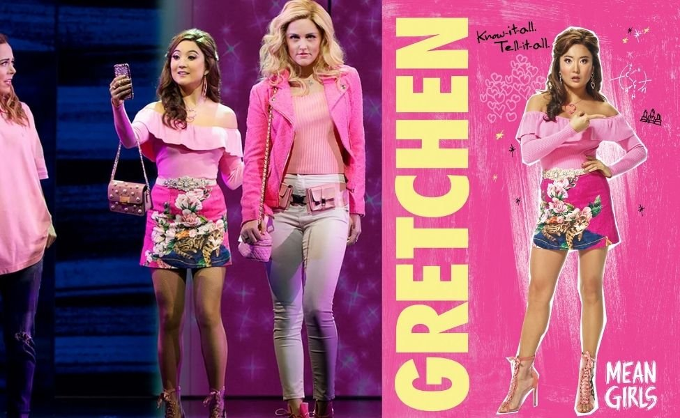 Gretchen Wieners in Mean Girls the Musical