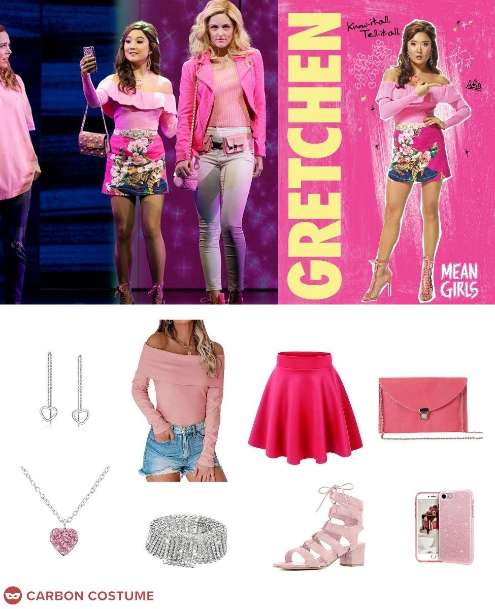Gretchen Wieners in Mean Girls the Musical Cosplay Guide