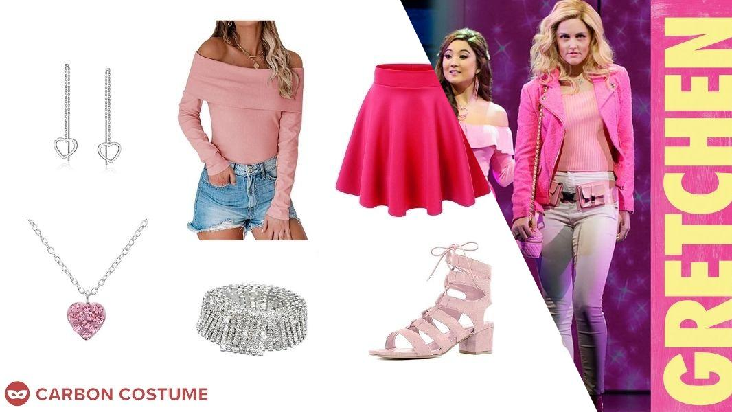 Gretchen Wieners in Mean Girls the Musical Cosplay Tutorial
