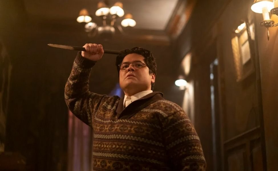 Guillermo de la Cruz from What We Do In The Shadows