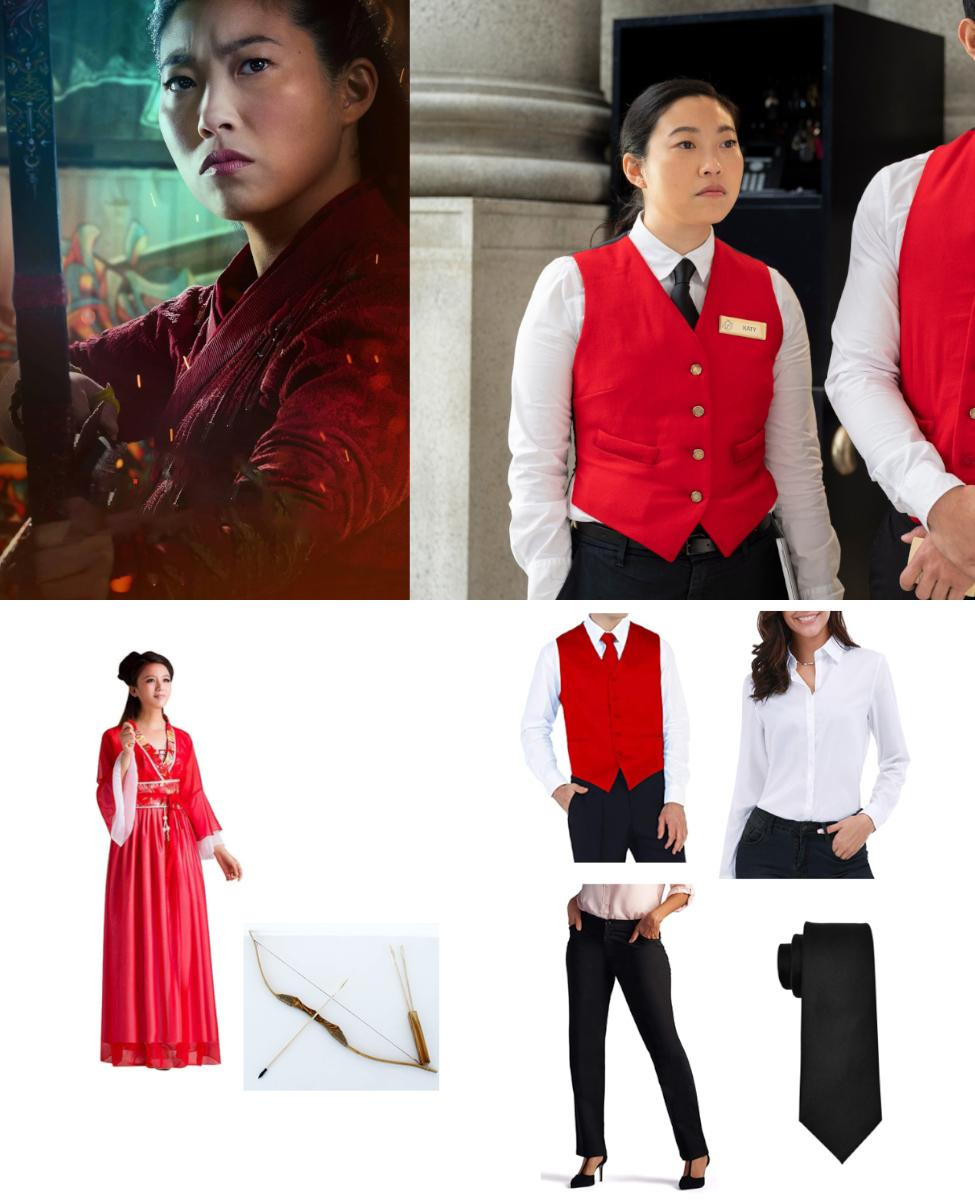 Katy Chen from Shang-Chi and the Legend of the Ten Rings Cosplay Guide