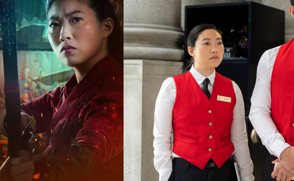 Katy Chen from Shang-Chi and the Legend of the Ten Rings