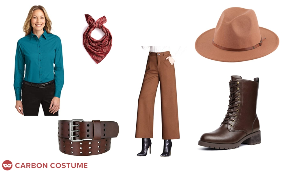Dr. Lily Houghton from Jungle Cruise Costume