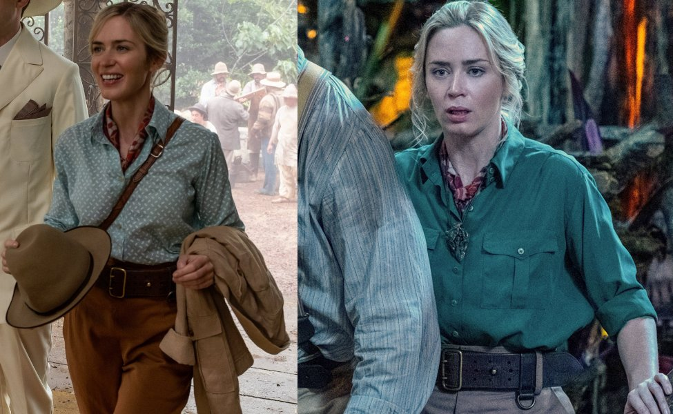 Dr. Lily Houghton from Jungle Cruise