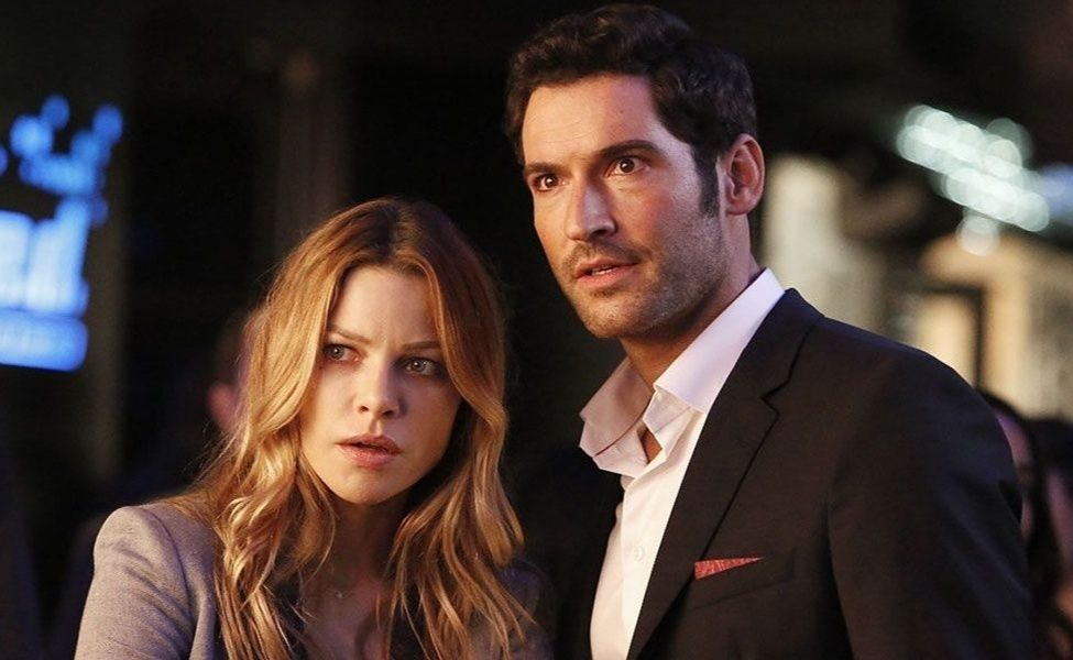 Chloe and Lucifer Couples Costumes