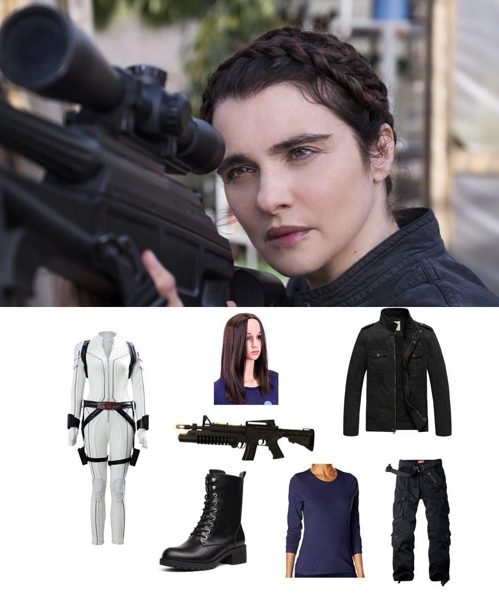 Melina Vostokoff from Black Widow Cosplay Guide