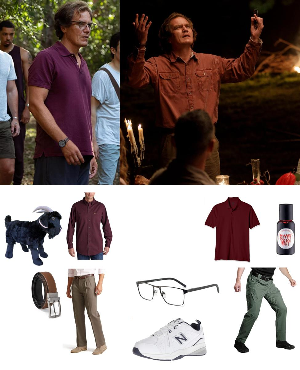 Napoleon Marconi from Nine Perfect Strangers Cosplay Guide