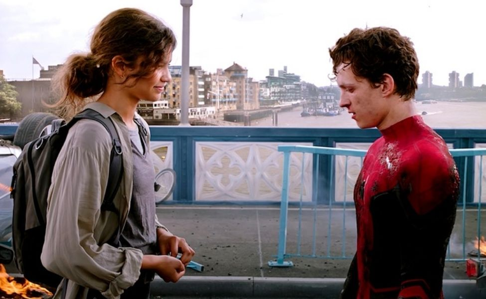 Peter and MJ Couples Costumes from Spider-Man