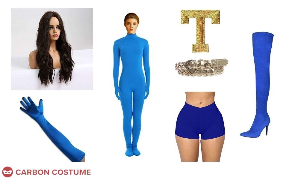 Phoebe Thunderman Costume