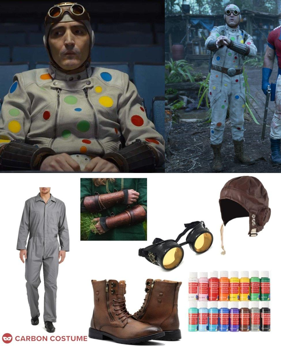 Polka-Dot Man from The Suicide Squad Cosplay Guide