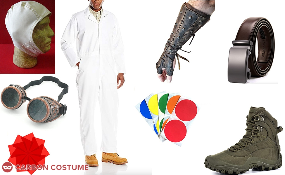 Polka-Dot Man from The Suicide Squad Costume