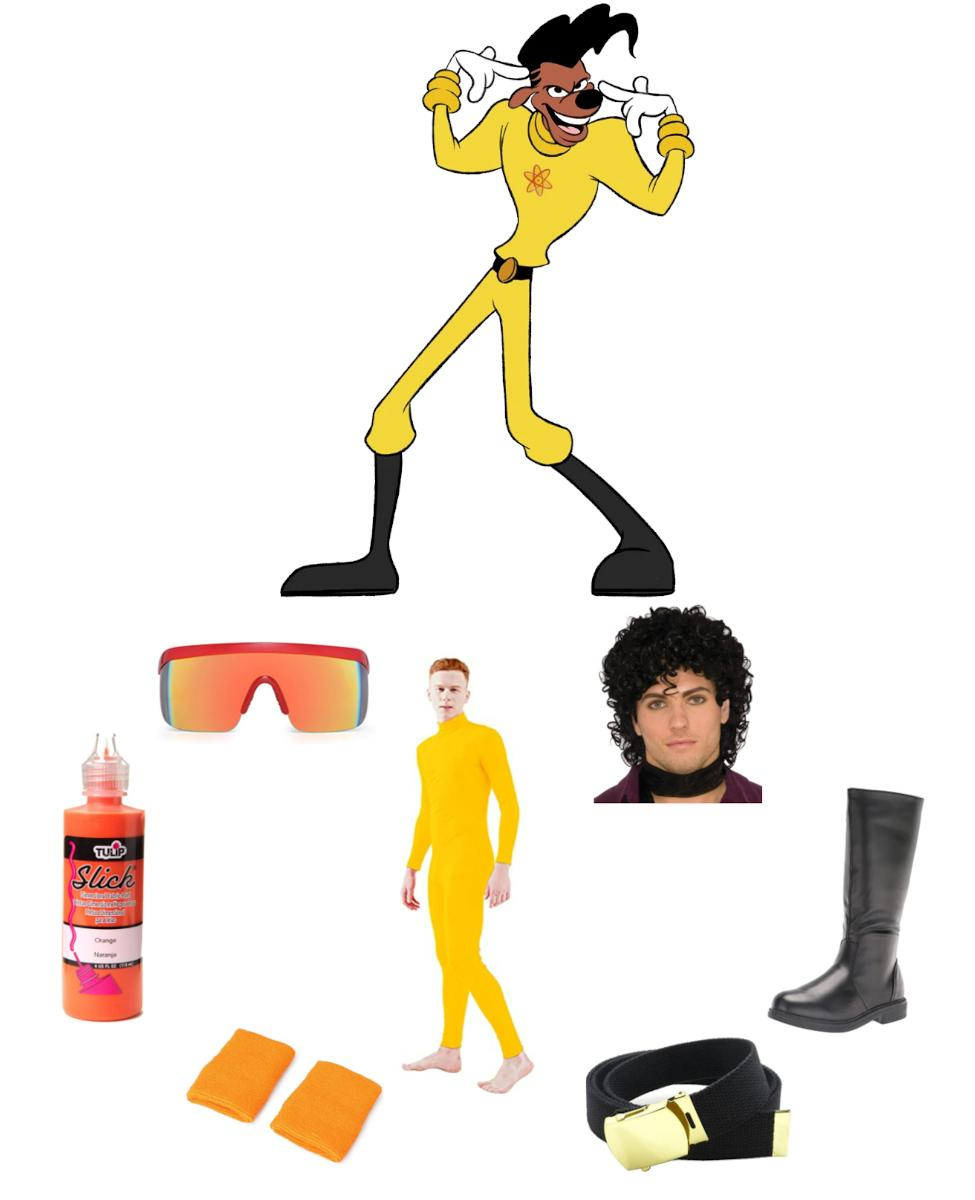 Powerline from A Goofy Movie Cosplay Guide
