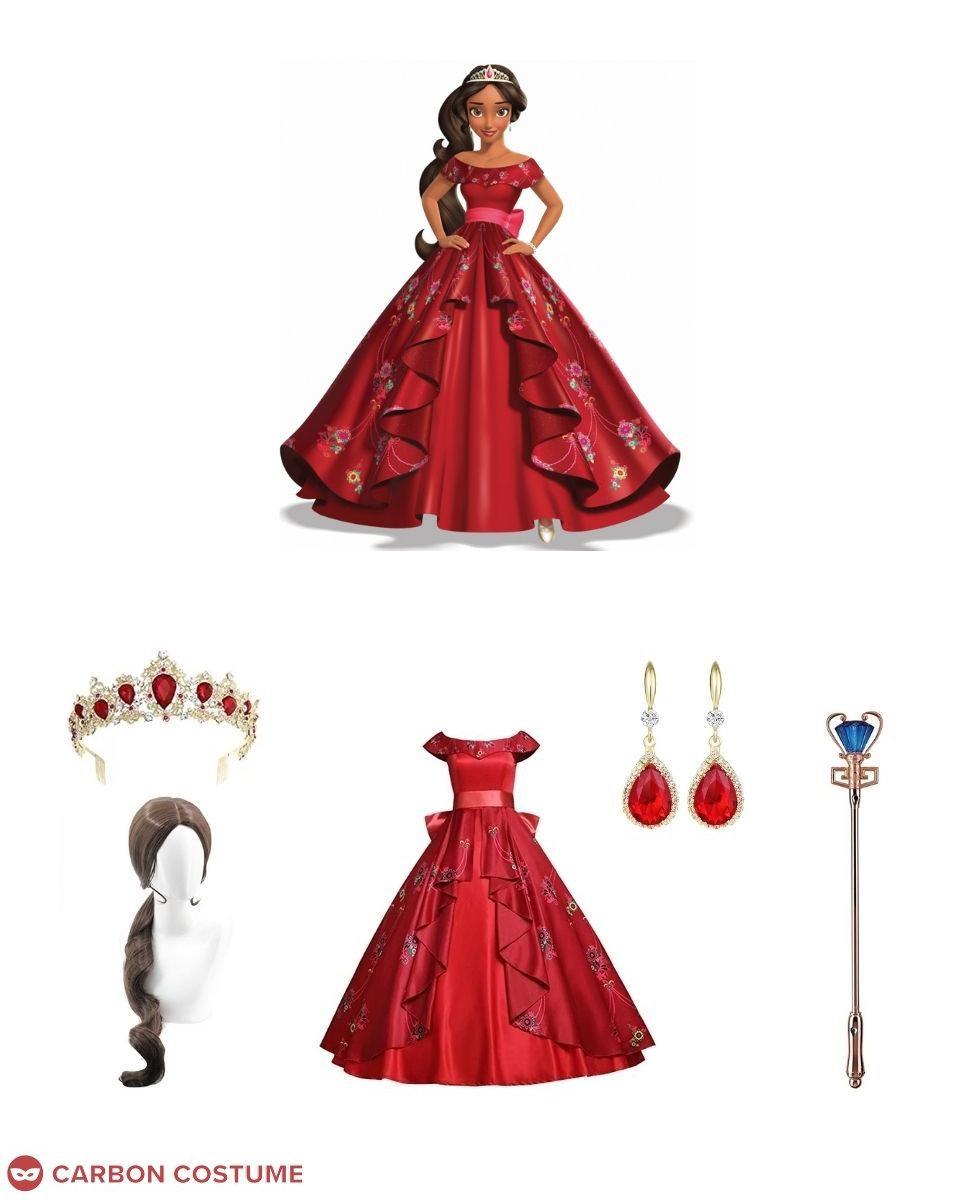 Princess Elena of Avalor Cosplay Guide