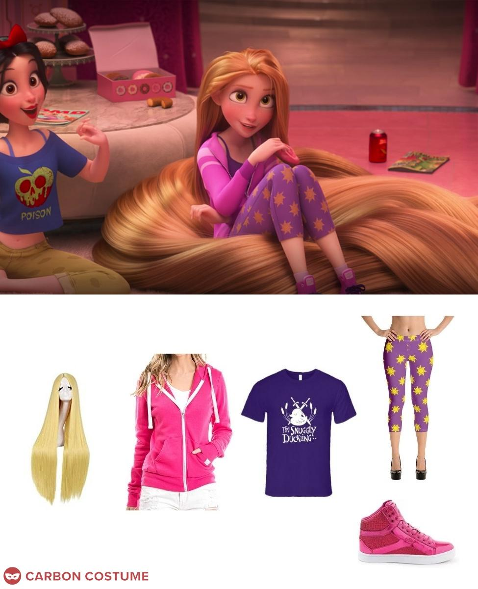 Rapunzel from Wreck-It Ralph 2 Cosplay Guide