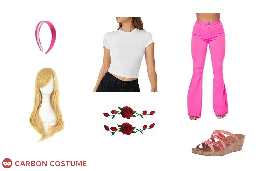 Rose from American Dragon: Jake Long Costume