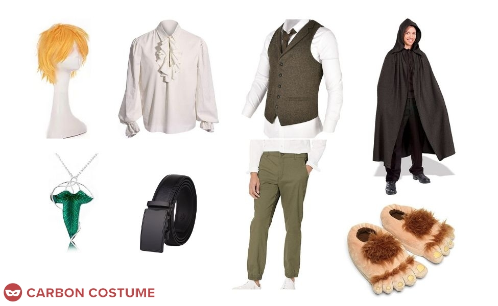 Samwise Gamgee Costume