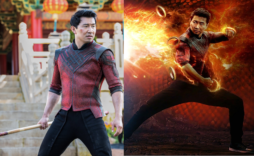 Shang-Chi Xu from Shang-Chi and the Legend of the Ten Rings