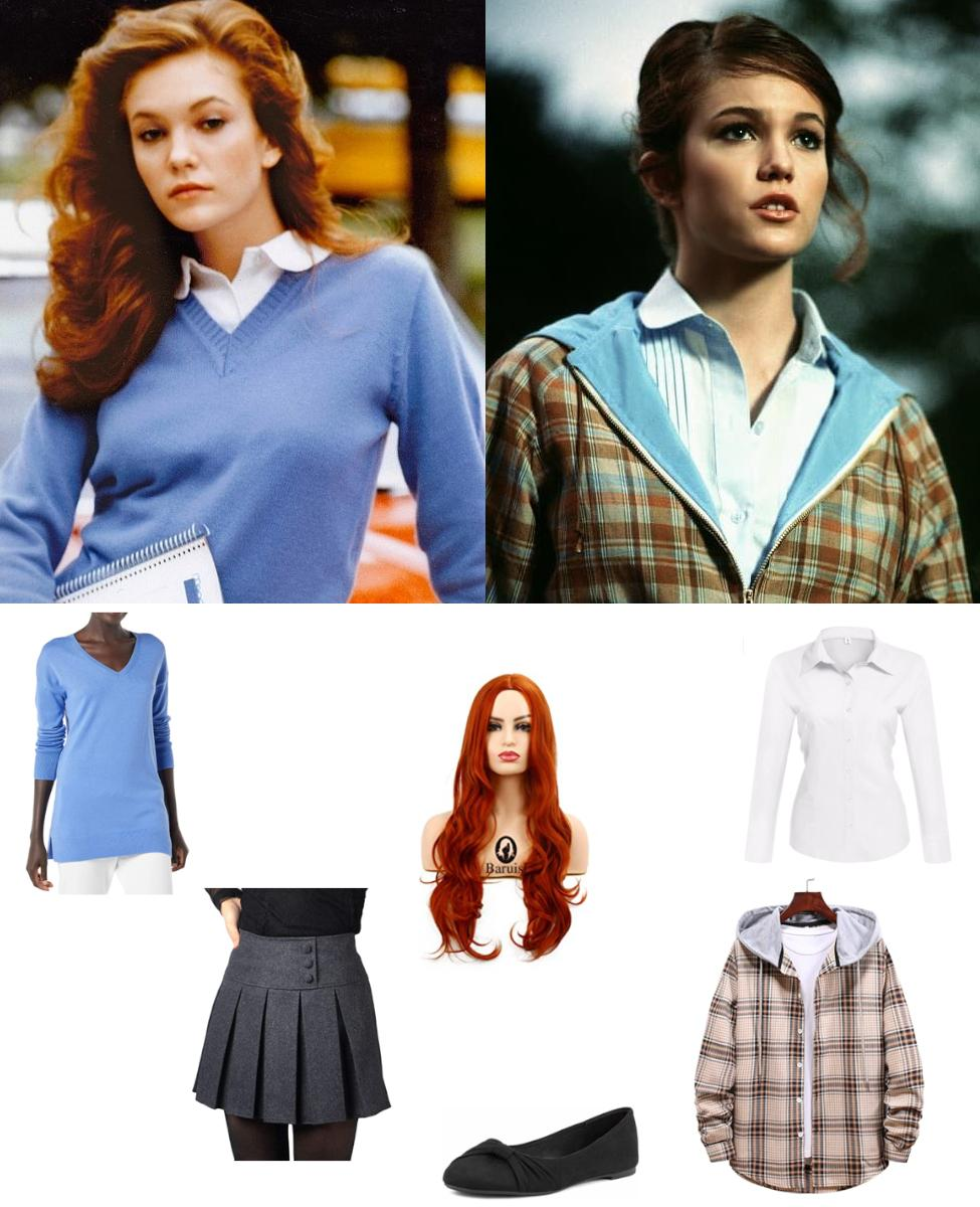 """Sherri """"Cherry"""" Valance from The Outsiders Cosplay Guide"""