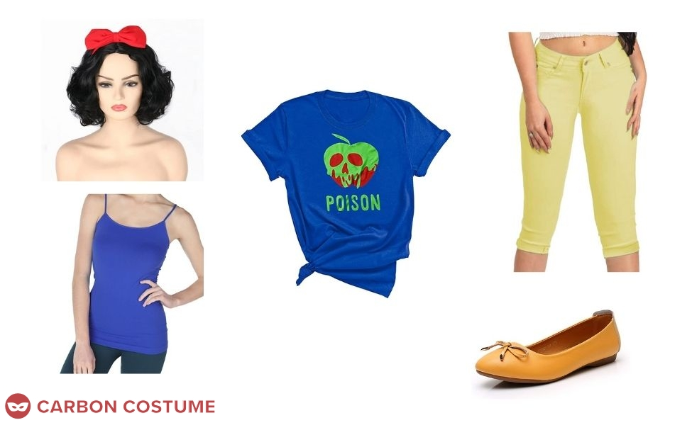 Snow White from Wreck-It Ralph 2 Costume