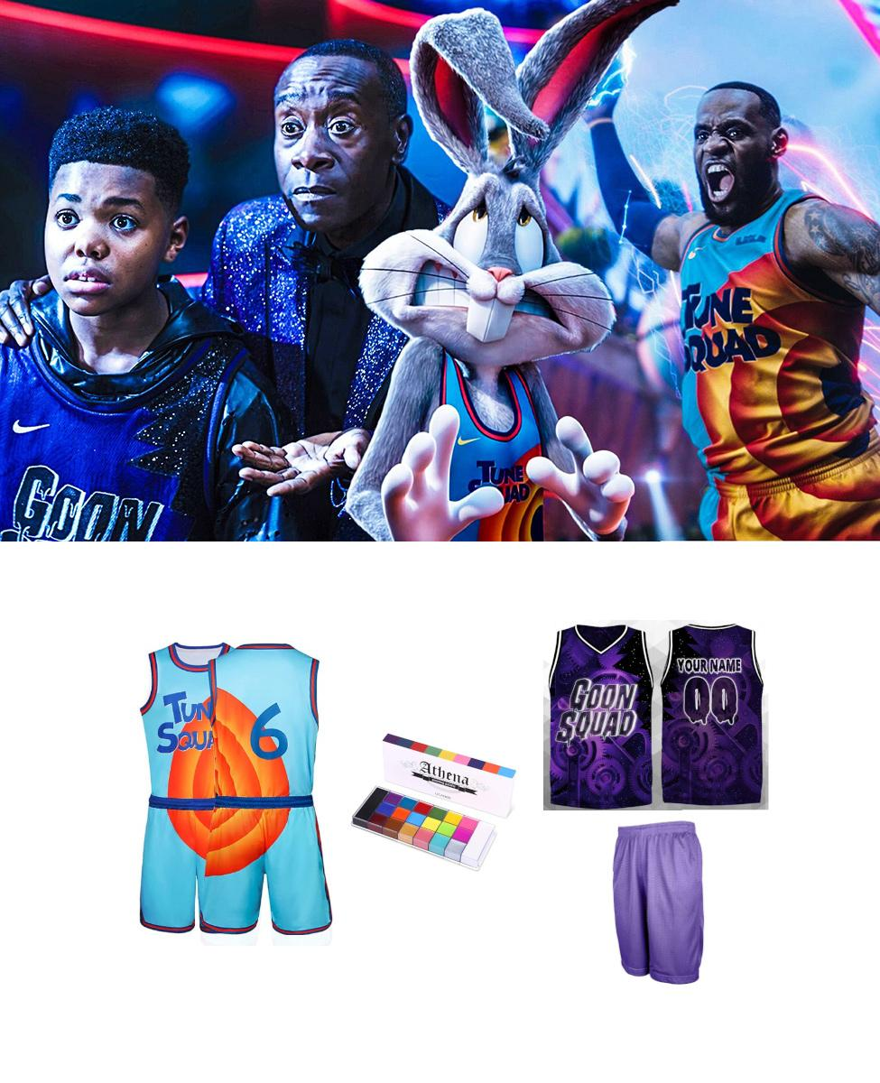 Space Jam: A New Legacy Cosplay Guide